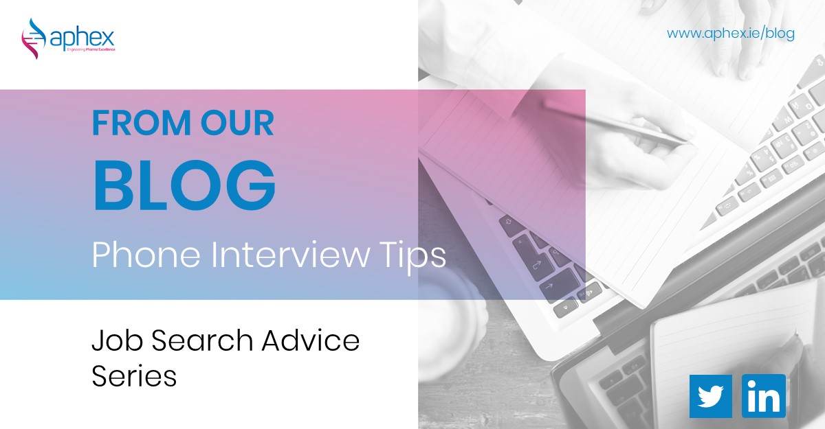 Phone interview tips recruitment waterford