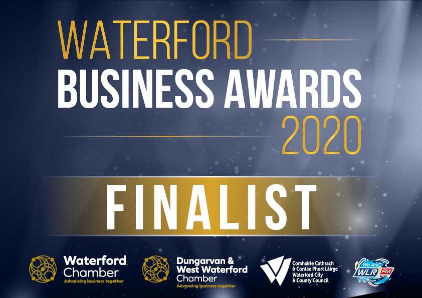 waterford business awards finalist 2020