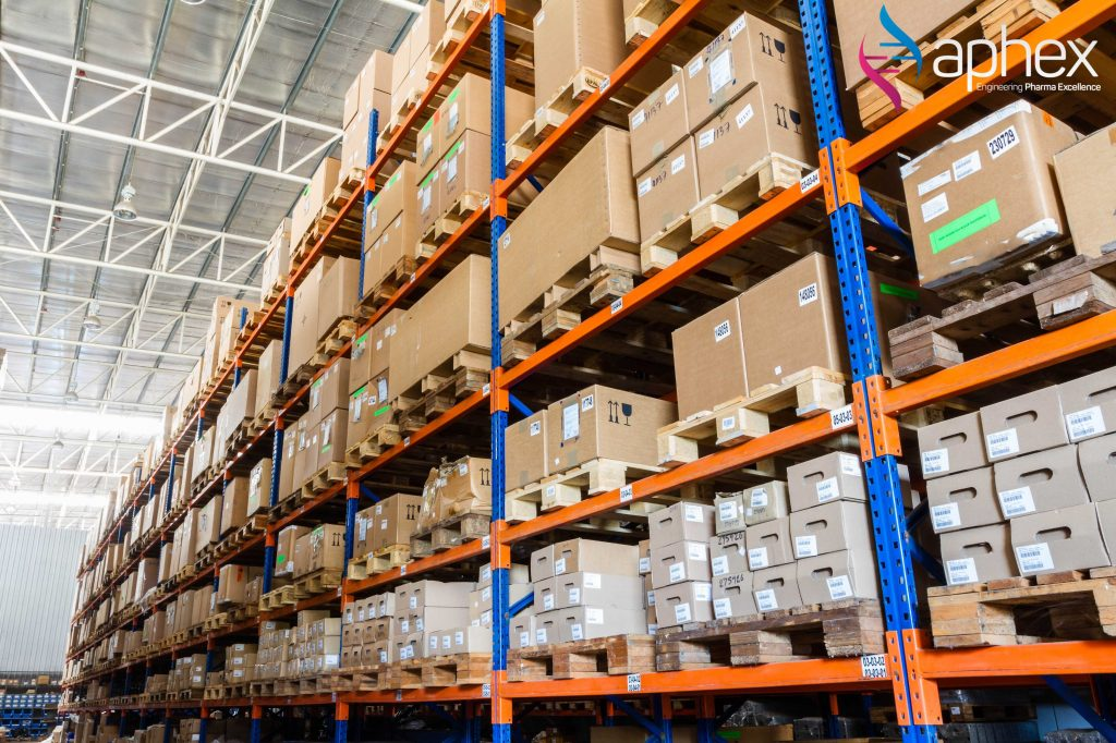 Warehouse Temperature Mapping for Aphex Validation Services