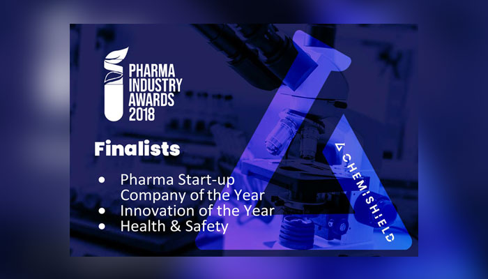 Chemishield finalists in three categories in Pharma Industry Awards 2018